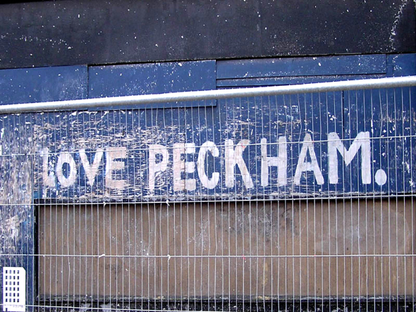 love peckham